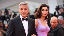 Usa, coniugi Clooney donano 100mila dollari per bambini separati