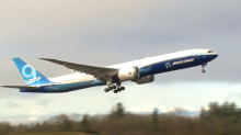 Boeing 777X Has First Flight After Delay While 787 Cut Mulled, '797' Restarted
