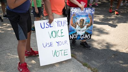 Parkland dad 'sick' over Cruz's voter registration