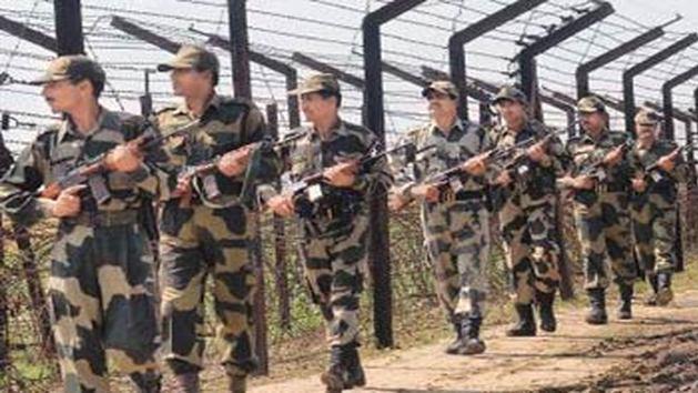 BSF jawan killed, 7 injured in J&K