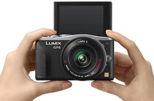 Panasonic's 16-megapixel Lumix DMC-GF6 official with wireless sharing, flip screen