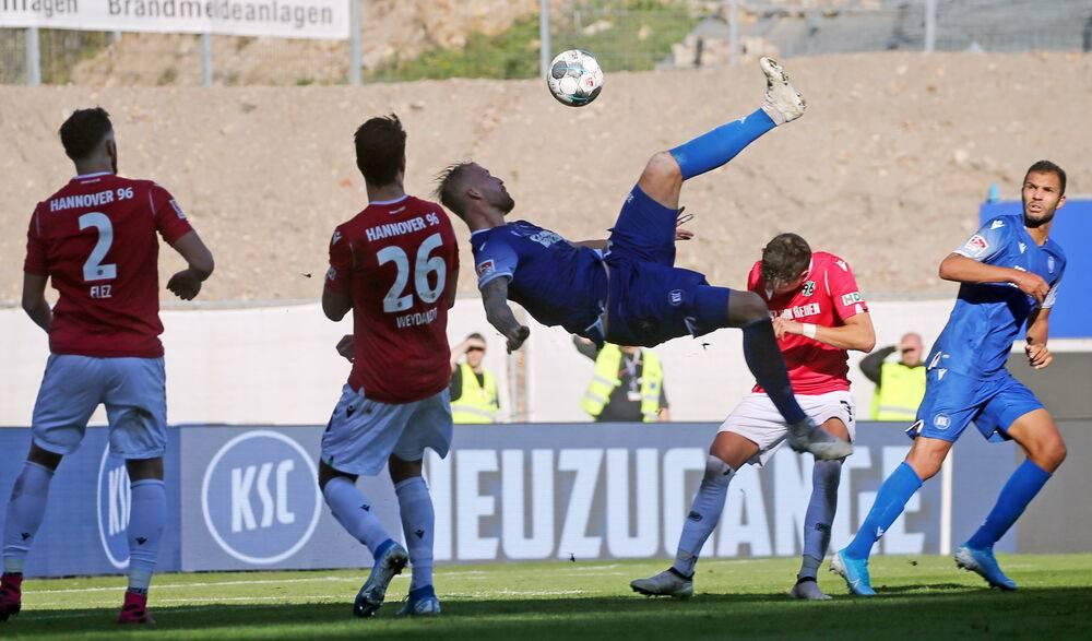 Hannover 96 Gegen Ksc