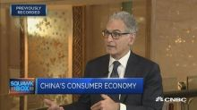 This hotel CEO says interest by Chinese capital in 'troph...