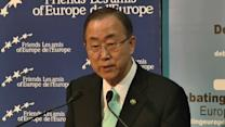 UN Head Wants Climate Change Treaty by 2015