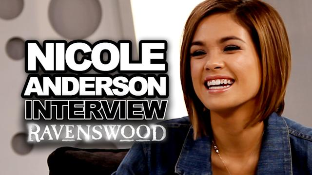 Nicole Anderson Talks 'Ravenswood,' Pranks, and Filming in New Orleans
