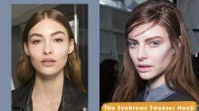 這個在 Instagram 熱爆的方法,讓你只需要一個眉毛鉗就可以畫出完美眉毛!