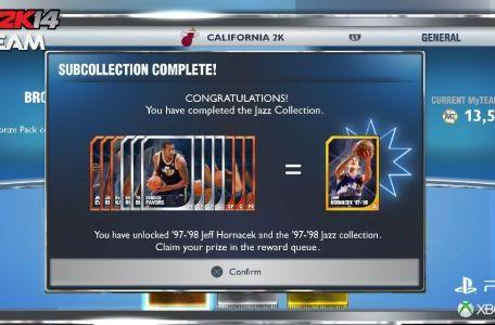 NBA 2K14's MyTeam mode improved for next-gen consoles