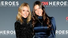 Kelly Ripa Pulled the Plug on Her Daughter's Debit Card After Her Wild Postmates Bill