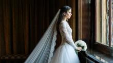 5 vestidos para 5 novias (un fin de semana lleno de bodas futboleras)