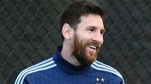 Messi, Otamendi could miss Singapore friendly due to wedding commitments