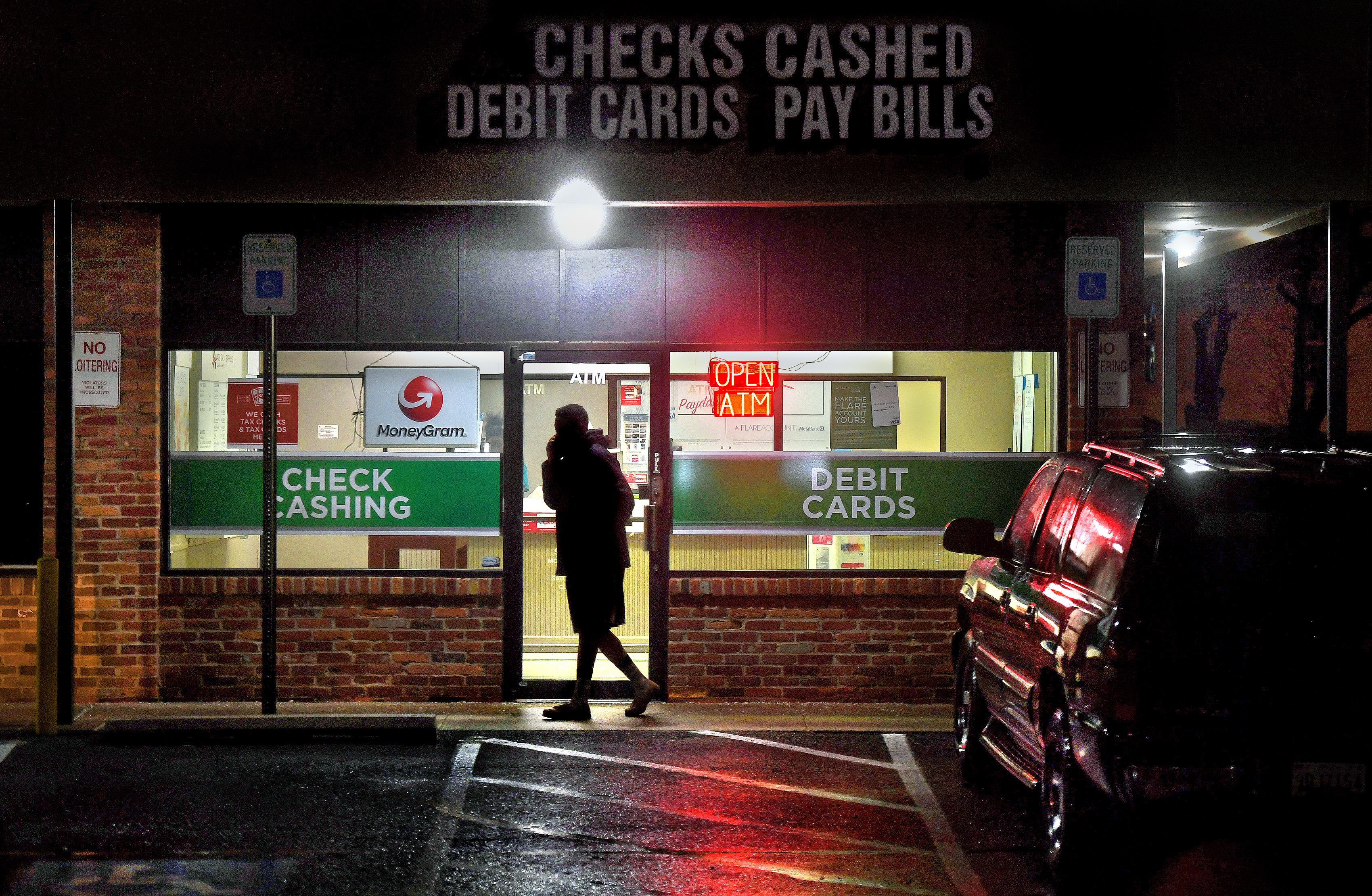 There's a wild US 'debt-to-jail pipeline' built by payday lenders
