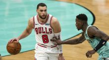 LaVine continues strong play, leads Bulls past Hornets