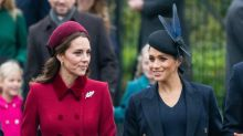 Meghan Markle and Kate Middleton were 'trying too hard', says body language expert