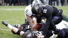 Northwestern upsets No. 16 Michigan State 39-31 in 3OT