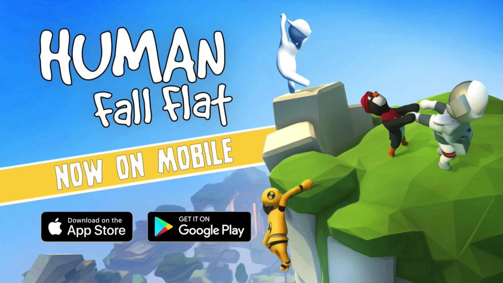 Human Fall Flat Lands On Ios And Android June 26th Engadget