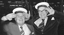 Morecambe and Wise documentary to include rare US footage of the duo