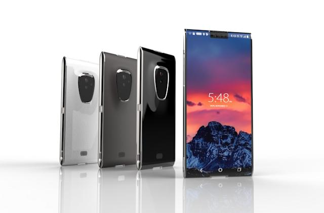Sirin's 'blockchain smartphone' will have flagship specs