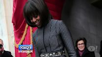 First Lady Michelle Obama's Fierce Inauguration Style