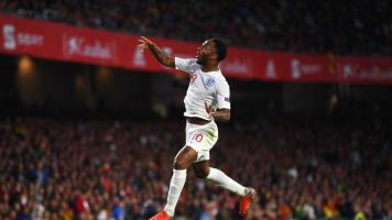 Spain vs England result: Raheem Sterling at the double as England cling on for famous win