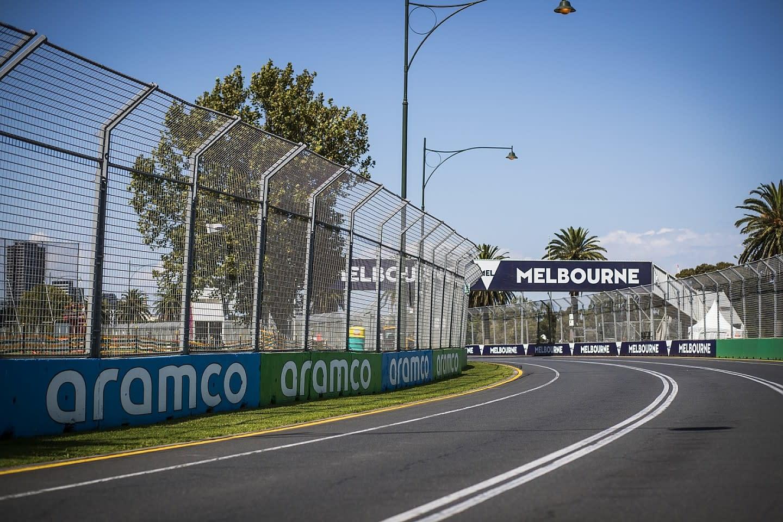 F1 Australien 2021