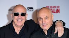 Right Said Fred insist they are not 'COVID deniers' after attending anti-lockdown protest