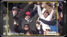 Oblivious Bears fans block serviceman's Jumbotron proposal