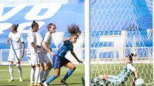 Cruzeiro sai na frente, mas leva virada do Grêmio na volta do Brasileiro Feminino Série A1