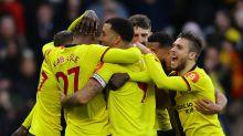 Bottom of the league Watford stun Manchester United after de Gea howler