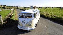 VW gives green light for electric version of classic Microbus camper van