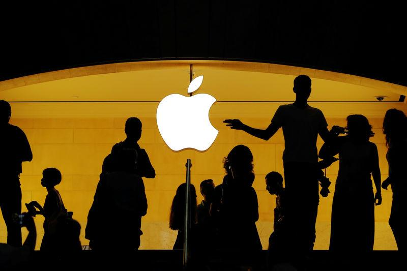 Race is on for second place after Apple's $1 trillion valuation