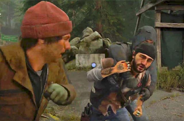 Zombies aren't the only threat in 'Days Gone'