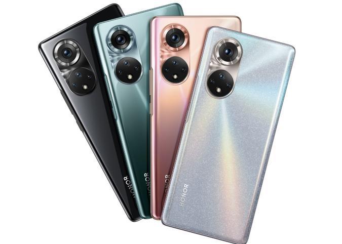 Honor 50 series phones