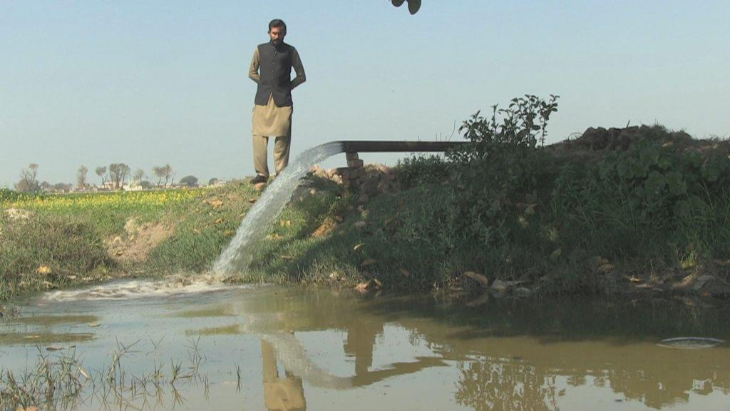 """shortage of water in karachi Machar colony, one of the karachi's many informal settlements, has been facing  the paucity of water """"i never witnessed such water scarcity in."""