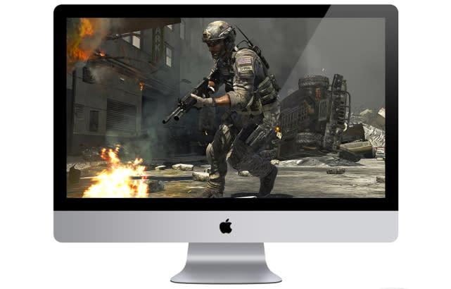 Call of Duty: Modern Warfare 2 & 3 finally launch assault on Mac