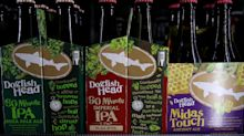 Boston Beer, Dogfish Head brew up $300M merger
