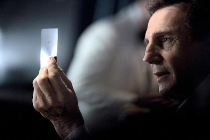 LG's first Super Bowl ad features Liam Neeson and cheesy sci-fi