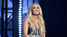 Carrie Underwood makes triumphant return to the stage at ACM Awards