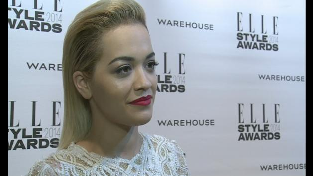 Elle Style Awards: Rita Ora hits the red carpet