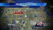 Search on for suspects after deadly shooting