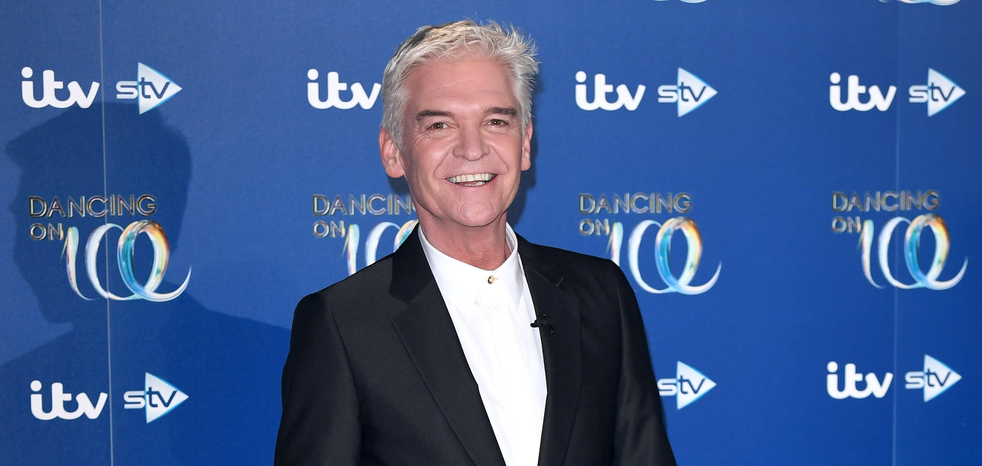 Phillip Schofield: Colleagues feared I was dying due to dramatic weight loss before I came out