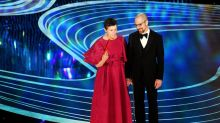 Frances McDormand wore custom Birkenstocks with her Oscars gown and Twitter is so down with it