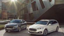 Ford lancia la Mondeo Hybrid, prima volta anche in versione wagon