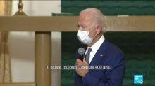 Joe Biden en visite à Kenosha, se présente en rassembleur de l'Amérique face au racisme
