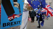 May moviliza a ministros para promover el acuerdo del Brexit