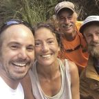 Hawaii woman rescued from forest told self not to give up