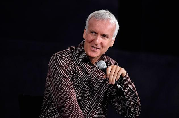 James Cameron thinks current VR technology is 'a yawn'