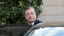 Mario Draghi pasa el testigo del BCE en plena batalla interna