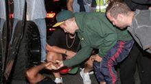 Justin Bieber atropella paparazzi