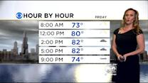 CBS 2 Weather Watch (11AM, May 29, 2015)