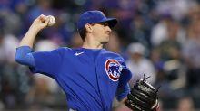 Slow poke: Hendricks wins 7th start in row, Cubs blank Mets